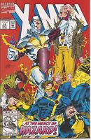 °X-MEN #12 BROKEN MIRRORS HAZARD vs X-MEN ° US Marvel 1992 Fabian Nicieza