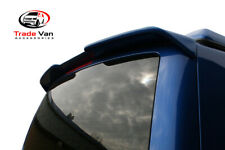 VW T5 TRANSPORTER 2003-15 REAR PRIMED SPOILER TAILGATE ABS - NOT FIBREGLASS