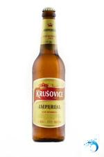 20 Flaschen KRUŠOVICE IMPERIAL ~ echt böhmisch Pils Bier Krusovice