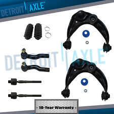 New 8pc Front Upper Control Arms w/Ball Joints + Suspension Kit for Fusion - FWD