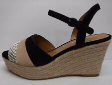 Coach Size 10  Wedge Sandals New Womens Shoes