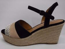 Coach Size 11 Wedge Sandals New Womens Shoes