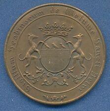 *BELGIUM Bruxelles CANARY BIRDS Rossignol 6th National Show 1966 Medal