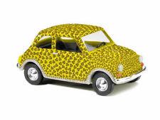 Busch 48719 Fiat 500 Leopard Lackierung 1:87 Neu