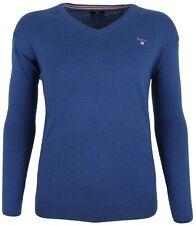 GANT Herren Pullover Men's Sweater Jumper Größe 5XL XXXXXL COTTON WOOL V-NECK