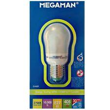 LAMPADA LAMPADINA SFERA BASSO CONSUMO ENERGY SAVER 9W E27 2700K CLASSE A 10.000H