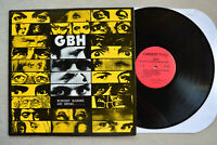 G.B.H. Midnight Madness And Beyond CC-8067 Combat Core Records Vinyl LP 1986 NM