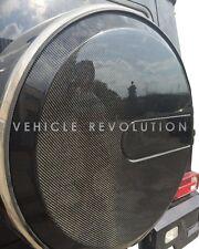 Mercedes Benz Brabus Style G Wagon W463 G63 Carbon Fibre Rear Spare Wheel Cover