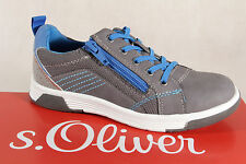 S.Oliver Lace Up, Slippers Rv Grey, New