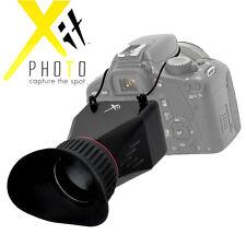 3'' LCD Screen 3.4x ViewFinder For Canon 70D 6D 60D 60Da 7D 5DII T5i 700D SL1