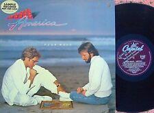 America ORIG OZ Promo LP Your move EX '83 Pop Rock Country Rock Capitol