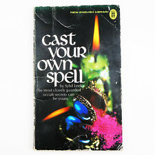 CAST YOUR OWN SPELL Sybil Leek Witch's Book of Shadows Witches Spellcraft Spells
