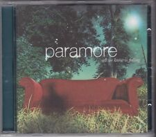 Paramore - All We Know Is Falling (2005). CD Album