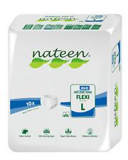 Carton - 80 Nateen Flexi Maxi Pull Up (L) Adult Pull Up Pants > 3450ml