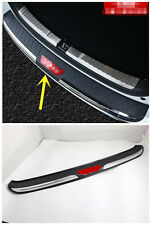 Rear Bumper Sill Protector For Honda CRV CR-V 2015 2016 Red New