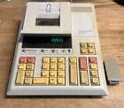 FACIT C360 Printing Adding Machine Calculator