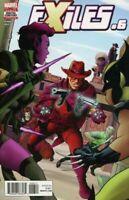Exiles #6 Marvel Comics 1st Print 2018 unread NM