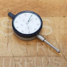 "Mitutoyo 2416S Dial Indicator, 0.001"" Graduation, 0-100 - USED"