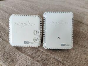 Devolo dLAN 500 WiFi + dLAN 500 duo set.