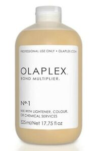 OLAPLEX SALON  No.1 BOND MULTIPLIER.17.75 oz/ 525ml & Dosing Dispenser
