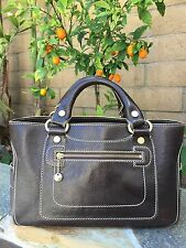 ViNtAgE CeLiNe booGiE BoStOn Bag, CrUISe CoLLeCtIOn
