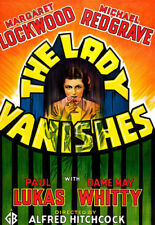The Lady Vanishes [New DVD]