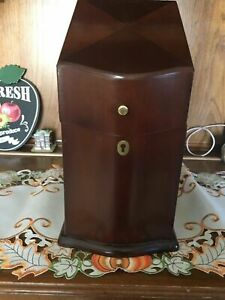 Solid Wood Silverware Box