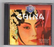 (HZ28) World Music: China, 20 tracks - 1998 CD