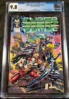 Cyberforce Limited 1 Image * Top Cow Title * w/ Coupon CGC 9.8 Marc Silvestri