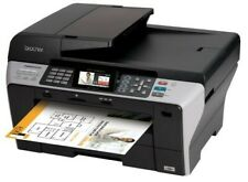 Brother MFC-6490CW Wireless All-in-One Inkjet Printer with ink