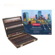 Derwent procolour-Qualité professionnelle Artistes Couleur Crayon - 48 Boîte en bois