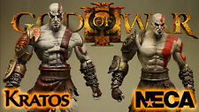 2016 NECA GOD OF WAR III 3 KRATOS GHOST OF SPARTA ULTIMATE EDITION ACTION FIGURE