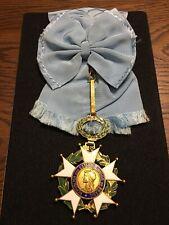 Brazilian Order Of Southern Cross 1 Class (no Breast Star)