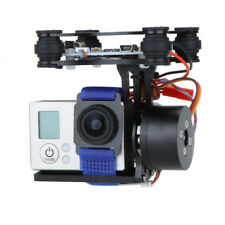 FPV 2 Axis Brhshless Gimbal With Controller For DJI Phantom GoPro 3/3+/4 Drone