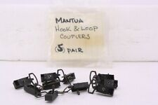 Mantua HO Hook and Loop Couplers 10 Pieces