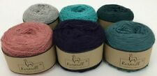 Alpaca Wool Skein 100% Baby Alpaca Yarn  - 50 grams -