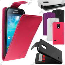 ebestStar Etui PU Cuir Housse Coque Samsung Galaxy S6 S5 Mini New Neo S S2 S3 S4