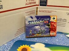 NINTENDO 64 GAME PILOT WINGS COMPLETE GAME BOX AND MANUAL. TESTED WORKS GREAT.