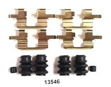Rr Disc Brake Hardware Kit  Better Brake Parts  13546