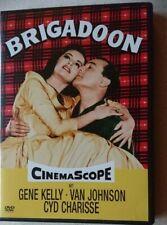 Brigadoon DVD Gene Kelly, Van Johnson 1954