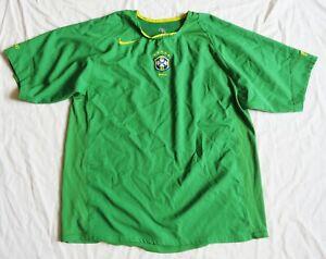BRAZIL Nike Training Shirt 2004/06 (L)