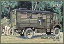 BEDFORD QLR Wireless/Radio/(British & ESERCITO POLACCO MKGS) 1/35 IBG