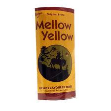 Knaster Mellow Yellow Hemp 35 g tabakfreie Kräutermischung (Hanfaroma)