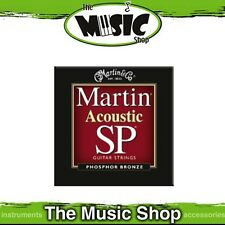 Martin SP 92/8 Nashville Style High Tuning Acoustic Guitar Strings 10-25 MSPHT10