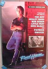 ROADHOUSE Soundtrack Album POSTER Patrick Swayze