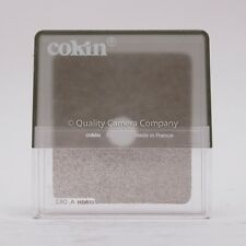 "COKIN ""A"" SERIES A062 SPOT-GREY 1 - SHARP/DIFFUSE ND VIGNETTE FILTER - NOS"
