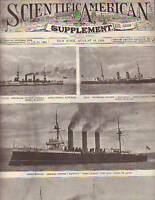 1902 Scientific American Supp August 16 -  Yacht Racing