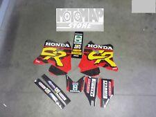 KIT GRAFICHE ADESIVI HONDA CR 250 1995 1996 125 1995 1996 1997 REPLICA 5 DECIMI