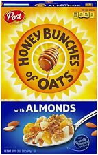 Post Honey Bunches of Oats with Crispy Almonds, Whole Grain