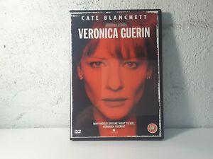 Veronica Guerin (DVD, 2004)  Cate Blanchett, IRISH CRIME Drama Region 2